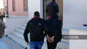 Κρήτη: Προφυλακίστηκε ο 36χρονος για το φόνο της γυναίκας του στη Σητεία