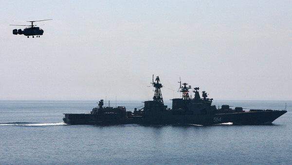 «Στενό μαρκάρισμα» στο στόλο του ΝΑΤΟ ξεκίνησαν τα ρωσικά πλοία στη Μαύρη Θάλασσα