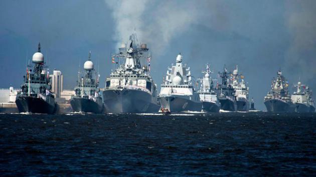Κριμαία: Ανεβαίνει το θερμόμετρο με Ρώσους και ΝΑΤΟϊκούς να βρίσκονται σε απόσταση αναπνοής!