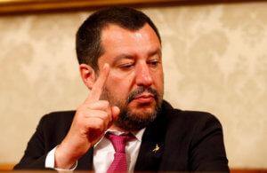 Πανηγυρίζει ο Σαλβίνι: Το να είσαι διαρρήκτης γίνεται ακόμη δυσκολότερο στην Ιταλία