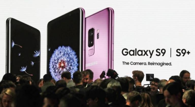 Samsung: Περισσότερα από 1.000 (!) κινητά Galaxy σε βιτρίνα καταστήματος! | Newsit.gr