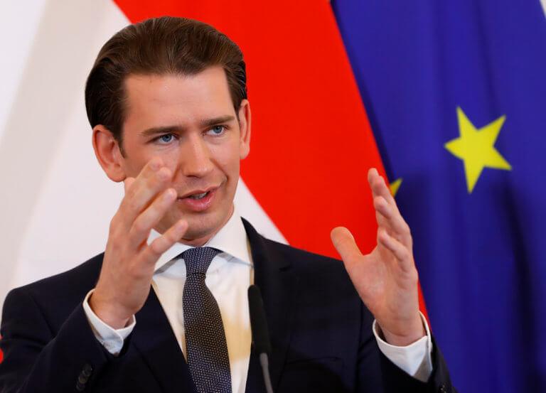 Ευρωεκλογές 2019: Με βραχεία κεφαλή προηγείται ο Κουρτς στην Αυστρία