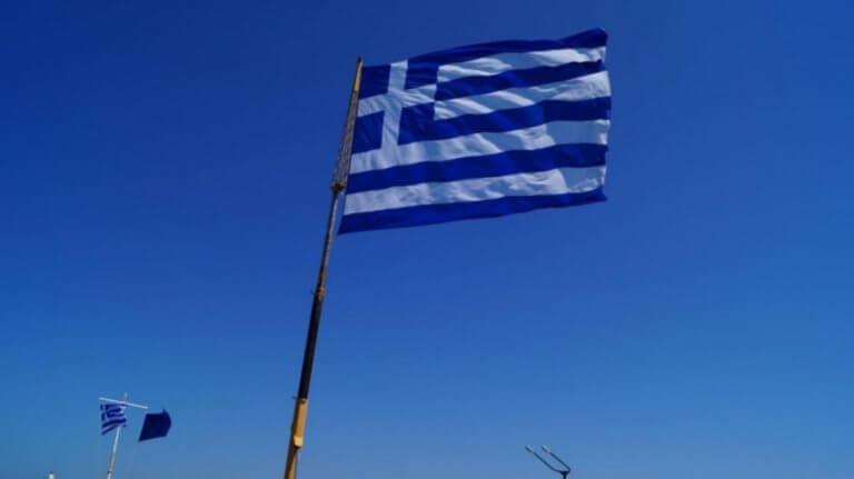 Χίος: Με Κολοκοτρώνη και αναθεώρηση Συντάγματος η έπαρση της τεράστιας σημαίας – video