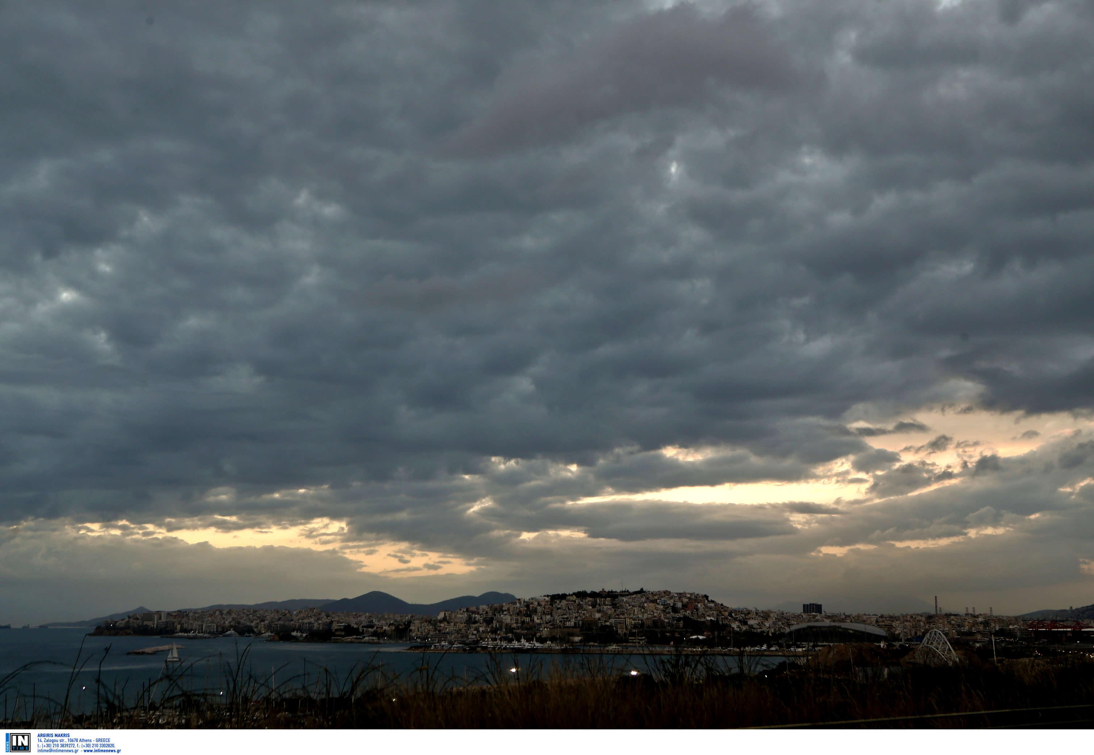 Καιρός – meteo: Φθινοπωρινό σκηνικό το Σάββατο, που θα βρέξει