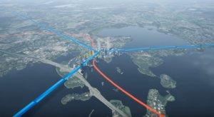 Κατασκευάζεται υποθαλάσσια σιδηροδρομική σήραγγα 100 χιλιομέτρων! Ποιες χώρες θα συνδέει – video