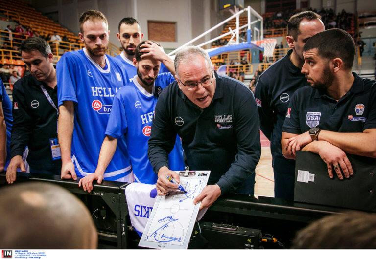 Παγκόσμιο Κύπελλο μπάσκετ: Έτσι υποδέχθηκε την κλήρωση της Εθνικής Ελλάδας ο Σκουρτόπουλος | Newsit.gr