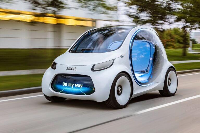 Αβέβαιο το μέλλον της smart και των αυτοκινήτων της!