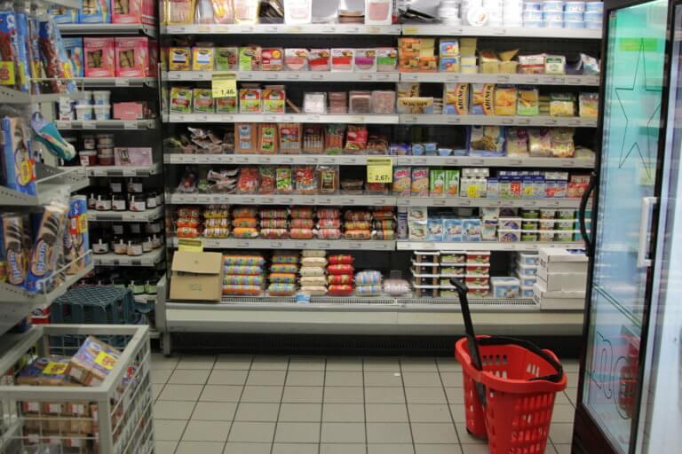 Τρίκαλα: Έκλεισε κεντρικό σούπερ μάρκετ λόγω κορονοϊού