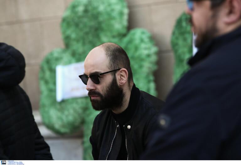 Κηδεία Θανάση Γιαννακόπουλου: Η άφιξη και η αποθέωση Σπανούλη [vid, pics]
