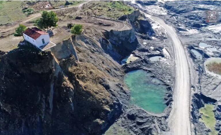 Αχαϊα: Το χωριό που θυσιάστηκε για να ξεδιψάσει μια πόλη – Εικόνες που κόβουν την ανάσα | Newsit.gr