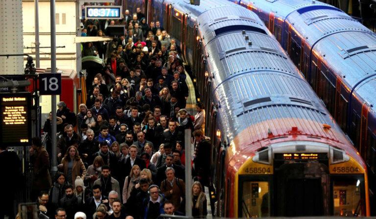 Λονδίνο: Ύποπτο πακέτο σε σιδηροδρομικό σταθμό | Newsit.gr
