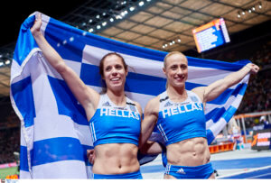 Γλασκώβη 2019: Διπλή ελληνική πρόκριση! Στον τελικό Στεφανίδη και Κυριακοπούλου