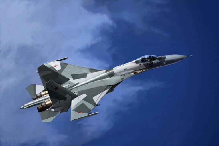 """Αυτό είναι το ρωσικό μαχητικό – """"αιχμή του δόρατος"""" του Πούτιν για να αναχαιτίζει τους Δυτικούς! [pics,vid]"""
