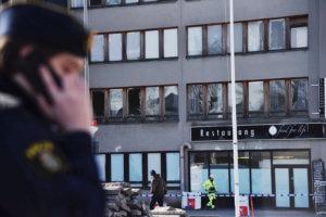 Ισχυρή έκρηξη στην Στοκχόλμη! Πολλοί τραυματίες!