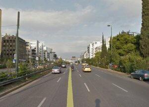 Προσοχή! Εκτροπή κυκλοφορίας στην άνοδο της Λ. Συγγρού