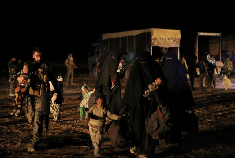 Συρία: Επέστρεψαν σπίτι τους οι πρόσφυγες από την Ιορδανία και τον Λίβανο