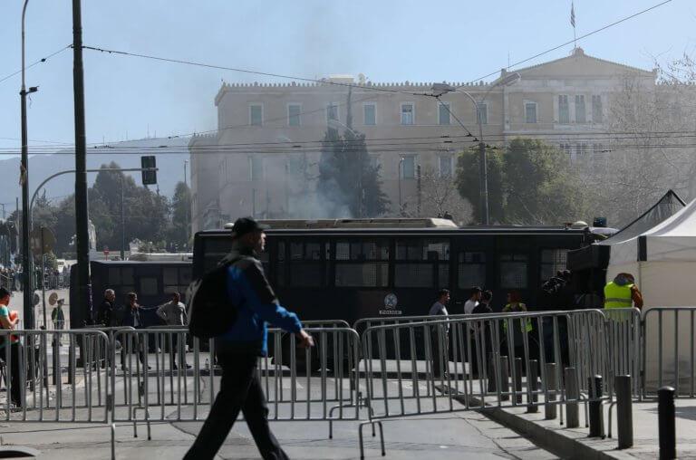 Προσοχή: Κλειστό και σήμερα το Σύνταγμα για γυρίσματα | Newsit.gr