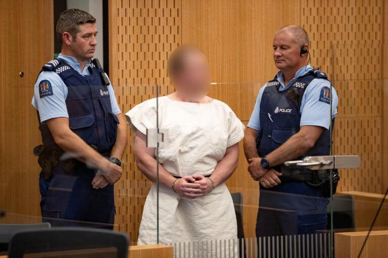 Νέα Ζηλανδία: Ακόμη μια δίωξη για τρομοκρατική ενέργεια στον μακελάρη του Κράιστσερτς