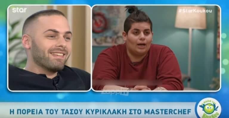 Τάσος Κυρικλάκης: Η απάντηση του για τις κατηγορίες της Άλκηστης!