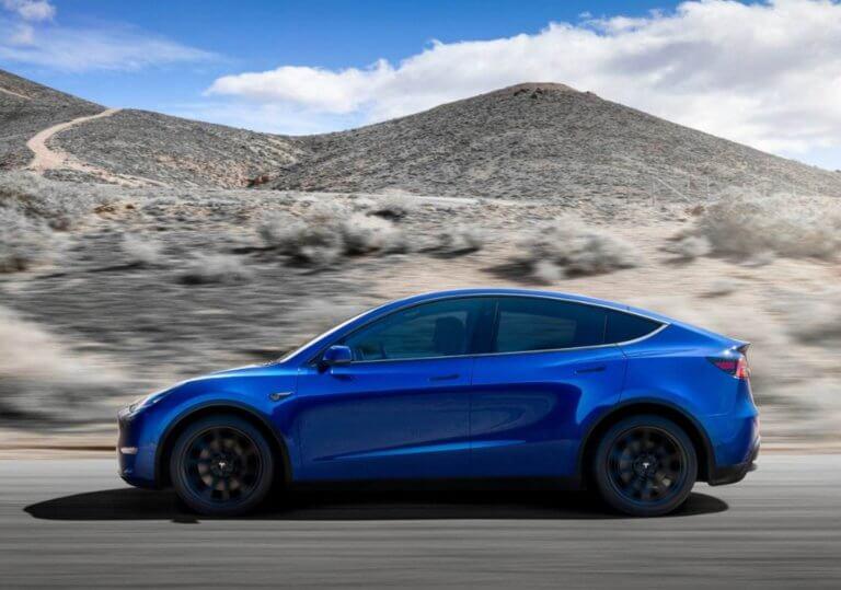Tesla: Ιδού το εντυπωσιακό, νέο μοντέλο Y! video, pic