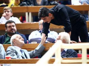 Θανάσης Γιαννακόπουλος: Τηλεφώνημα Παυλόπουλου στον Δημήτρη!