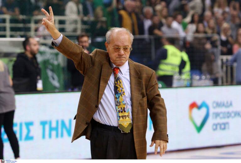 Θανάσης Γιαννακόπουλος – FIBA: «Η οικογένεια του ευρωπαϊκού μπάσκετ θρηνεί»