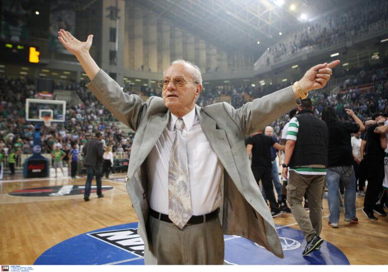 Θανάσης Γιαννακόπουλος: Ενός λεπτού σιγή στη μνήμη του στα παιχνίδια της Basket League