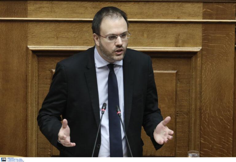 Θεοχαρόπουλος: Ανοικτοί στον διάλογο με δυνάμεις του προοδευτικού χώρου | Newsit.gr