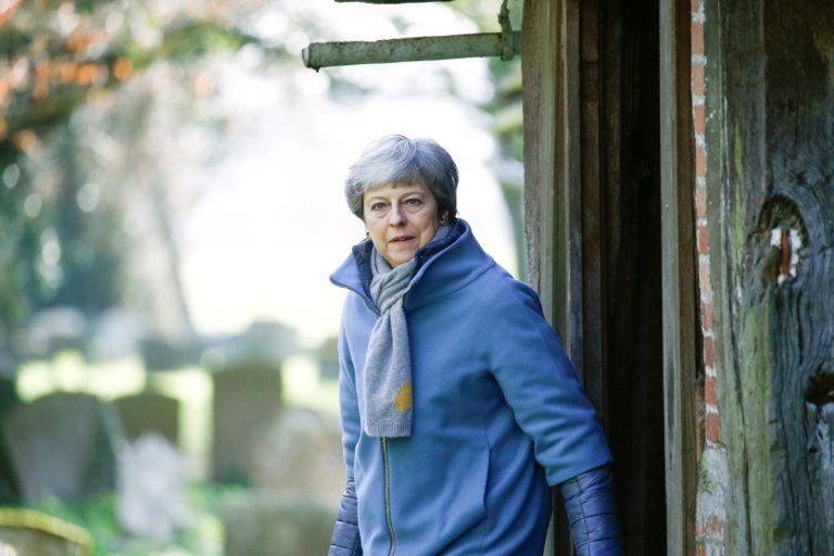 """Brexit: """"Καυτή"""" εβδομάδα! Λύση ή """"χαριστική βολή"""" για την Μέι;"""