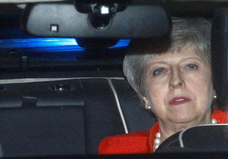 Σατανική Τερέζα! Δίνει 1,6 δισ σε όσες πόλεις στηρίξουν Brexit | Newsit.gr
