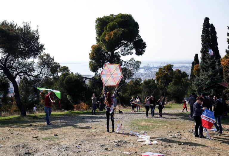 Καθαρά Δευτέρα: Όλες οι εκδηλώσεις στη Θεσσαλονίκη για τα Κούλουμα | Newsit.gr