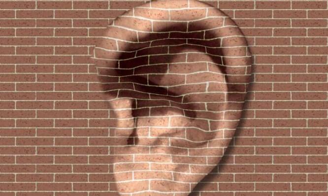 Πώς προέκυψε η φράση: Και οι τοίχοι έχουν αυτιά