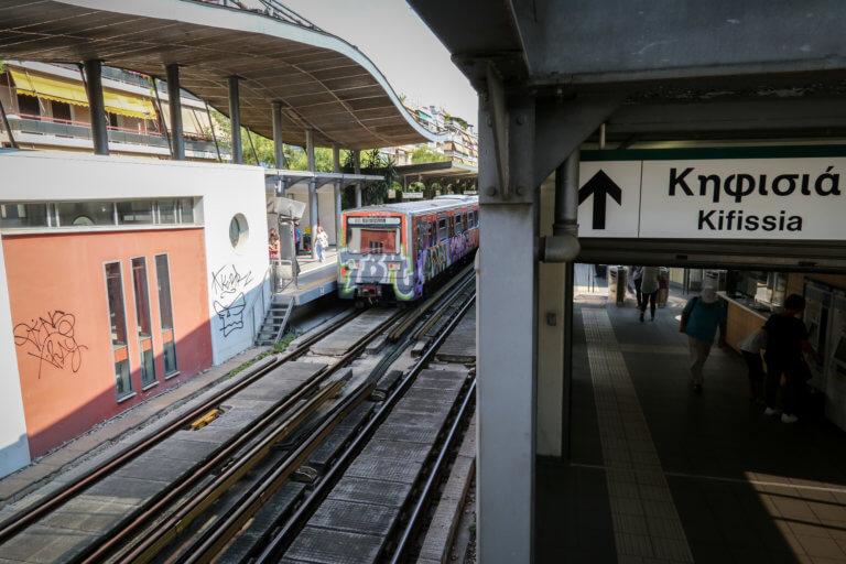 ΗΣΑΠ: Αλλαγές στα δρομολόγια λόγω εκτροχιασμού τρένου