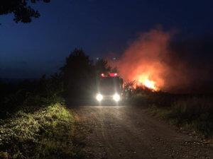 Τρίκαλα: Φωτιά στο Αρματωλικό – Μεγάλη κινητοποίηση της πυροσβεστικής