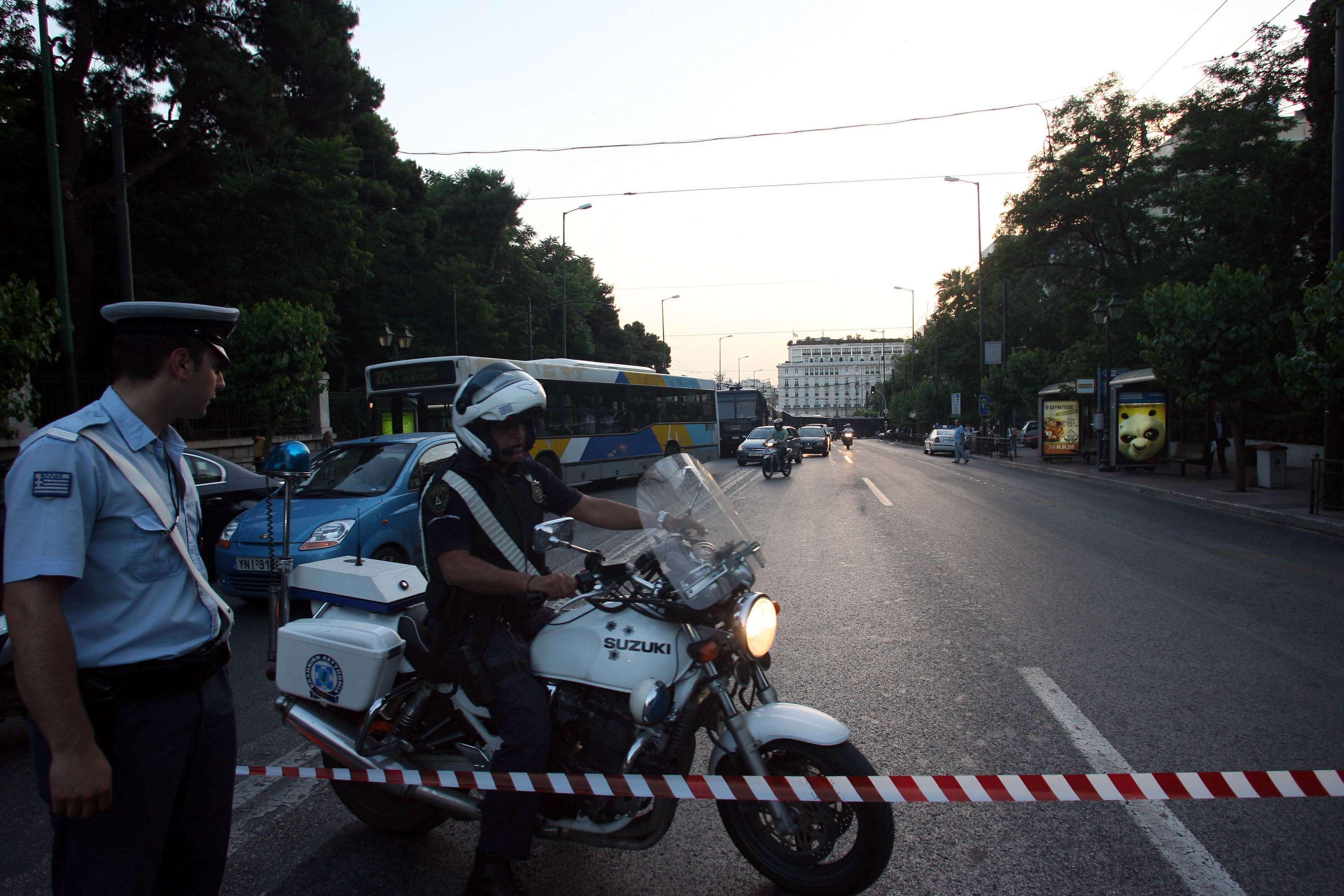 Κλείνουν δρόμοι στην Αθήνα την Κυριακή λόγω… γυρισμάτων