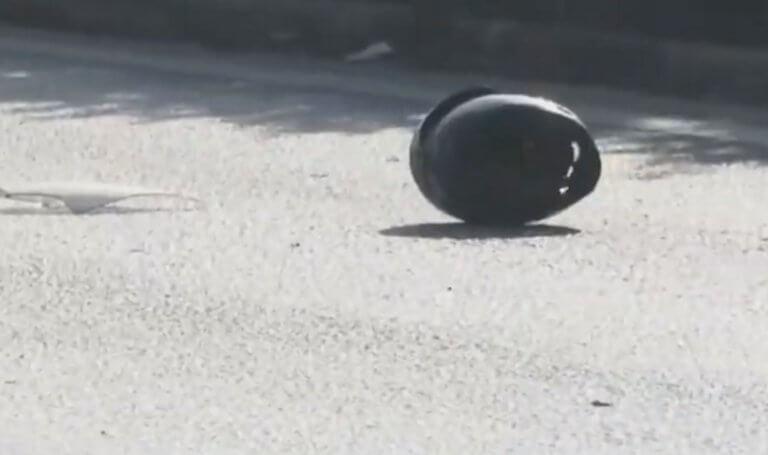 Θεσσαλονίκη: Αποκεφαλίστηκε οδηγός μηχανής σε φρικτό τροχαίο – Εικόνες σοκ στην περιφερειακή – video | Newsit.gr