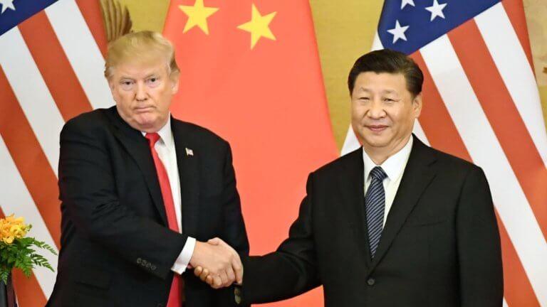 WSJ: ΗΠΑ και Κίνα κατέληξαν σε εμπορική συμφωνία