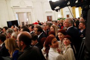 Ο Γιώργος Κουμουτσάκος στο Λευκό Οίκο: Δυο μεγάλα έθνη μοιράζονται τις ίδιες αξίες