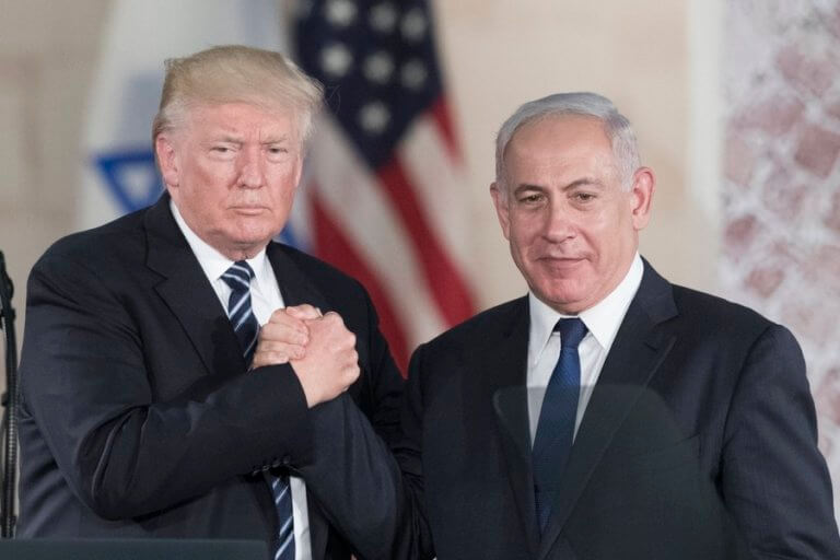 «Βόμβα» από Τραμπ: Αναγνωρίζει τα κατεχόμενα από το Ισραήλ υψώματα του Γκολάν