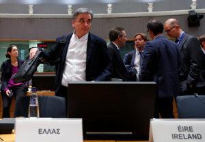 Τσακαλώτος - eurogroup - εκταμίευση δόσης