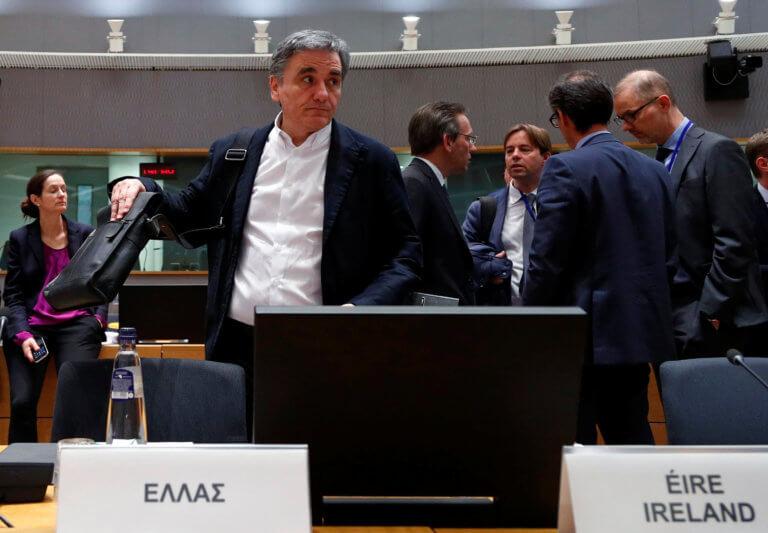 «Πάγος» από αξιωματούχο της ευρωζώνης στην εκταμίευση του 1 δισ.