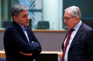 Eurogroup: «Τα βρήκαμε σε όλα εκτός από… ένα» λέει το ΥΠΟΙΚ!