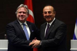 Κατρούγκαλος – Τσαβούσογλου: Ο Tούρκος υπουργός Εξωτερικών μίλησε για τουρκική μειονότητα!
