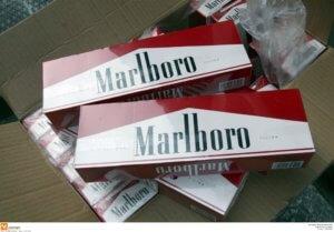 Θεσσαλονίκη: Έκρυβε πάνω από 19.000 πακέτα με λαθραία τσιγάρα – Ο αιφνιδιασμός της αστυνομίας!