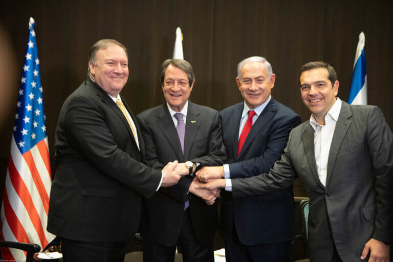 Τσίπρας: Στρατηγική η τριμερής συνεργασία με Κύπρο και Ισραήλ