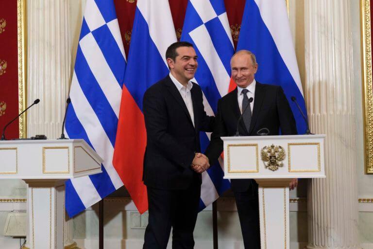 Πούτιν για 25η Μαρτίου: Μακραίωνες οι παραδόσεις φιλίας μεταξύ Ελλάδας και Ρωσίας