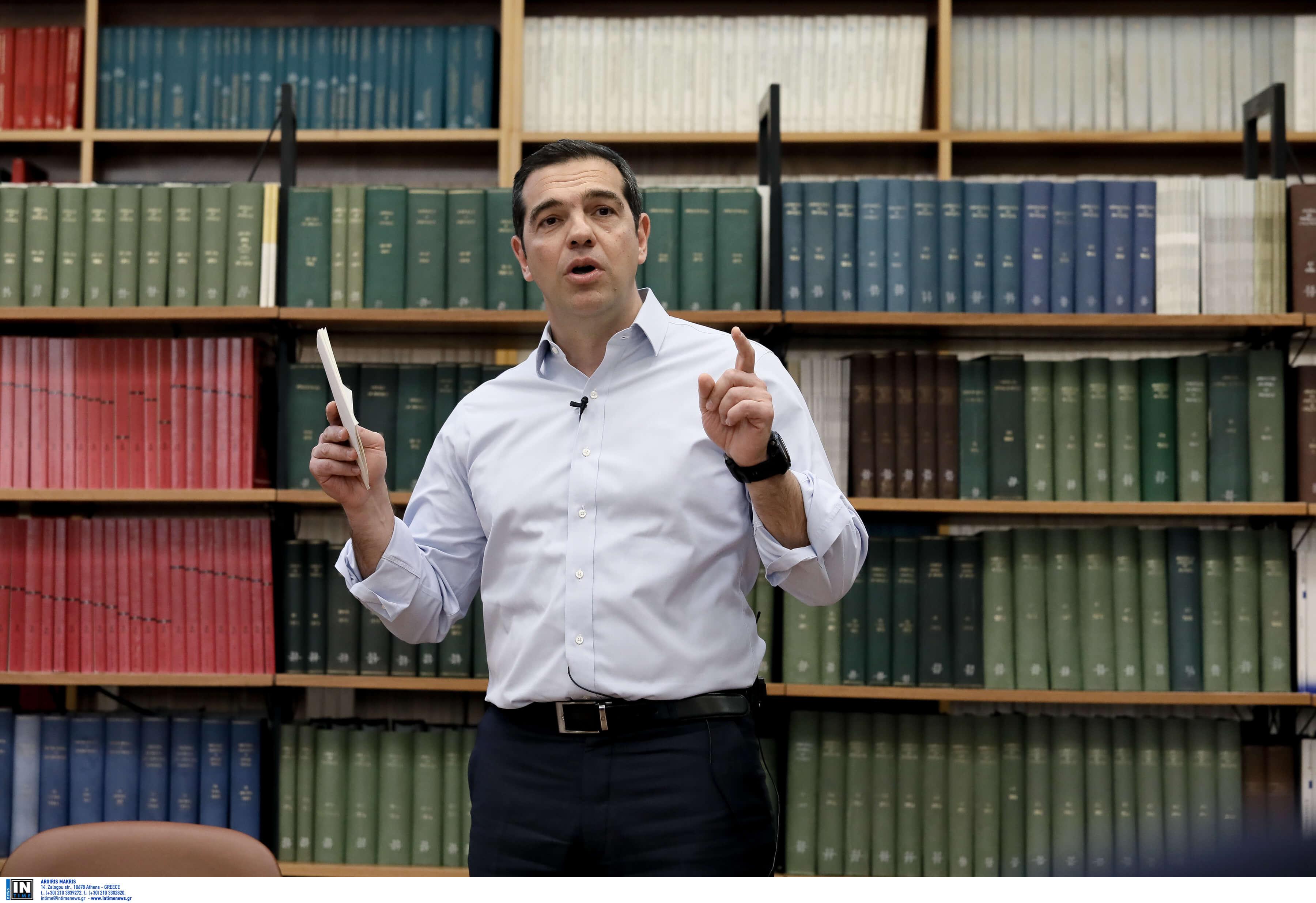 Εκλογές 2019: Αυτό είναι το σχέδιο Τσίπρα αν βγει ευρωβουλευτής η Κουντουρά