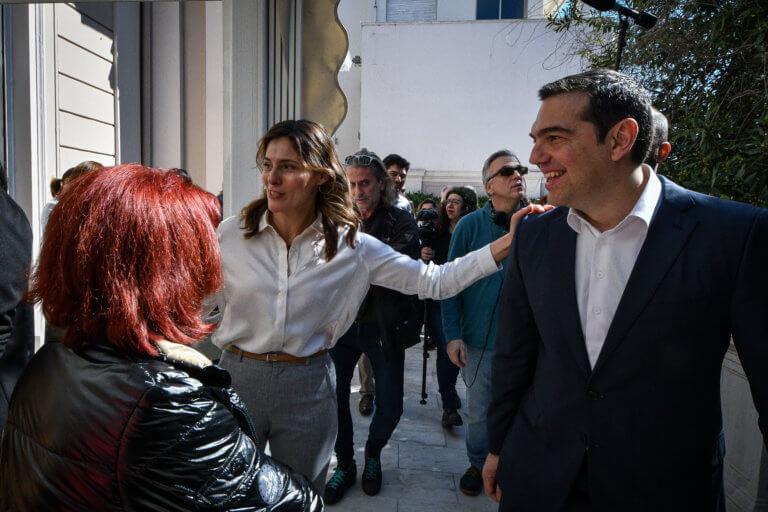 Ημέρα της Γυναίκας στο Μέγαρο Μαξίμου – Ποιες υποδέχτηκε ο Αλέξης Τσίπρας | Newsit.gr