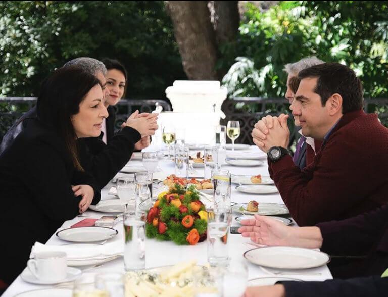 Μυρσίνη Λοΐζου: Παραιτήθηκε από υποψήφια ευρωβουλευτής του ΣΥΡΙΖΑ