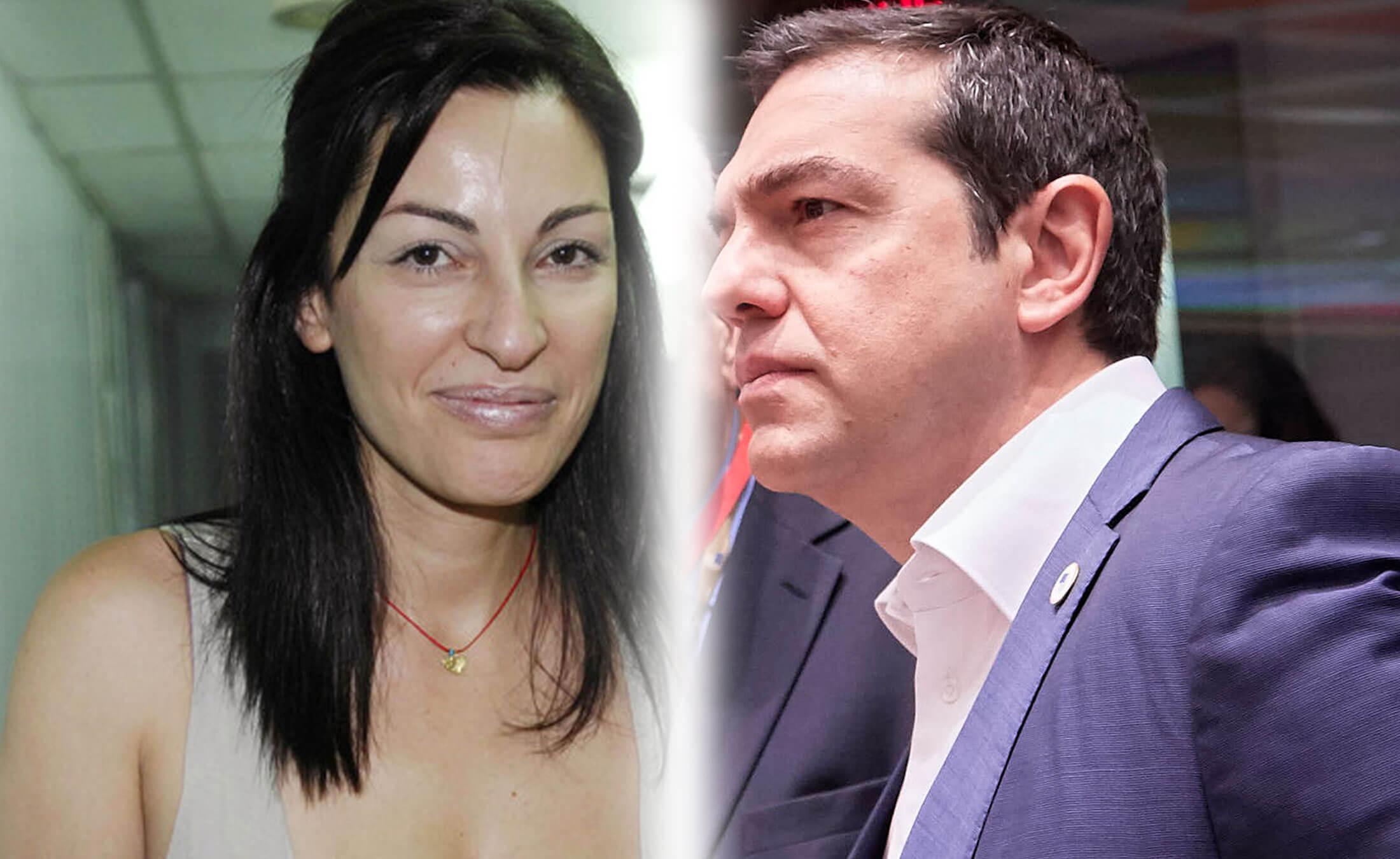 Δεκτή από κυβέρνηση και ΣΥΡΙΖΑ η παραίτηση της υποψήφιας ευρωβουλευτή Μυρσίνης Λοΐζου - Όλο το παρασκήνιο